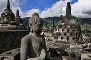 Libur Akhir Tahun, Turis Candi Borobudur Tidak Wajib Pakai Sarung