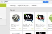 BBM Android Tembus 100 Juta Unduhan