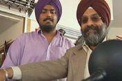 Pria Sikh Gugat Larangan Berkendara Pakai 'Turban'