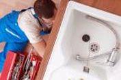 Saluran Air Bersih Sempurna dengan Cuka dan 'Baking Soda'