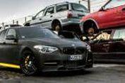 Wajah Sangar dan Mesin Gahar BMW M135i