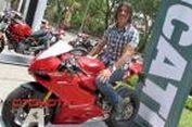 Pendapat Matteo Guerinoni soal Ducati Pilih Kelas 'Open'