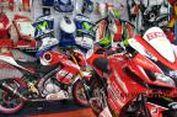 'Baju Balap' Instan Sepeda Motor Sport