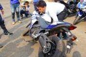 Ini Penyebab Mesin Sepeda Motor Mati Saat Terjatuh