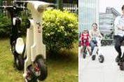 Skuter Lipat Asal China, Minat?