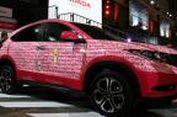 Unik, Honda HR-V dengan Balutan Khas Perempuan