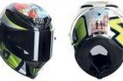 AGV Rilis Helm Replika Pink Floyd Valentino Rossi