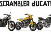 Ducati Scrambler Balap Retro Garapan Deus
