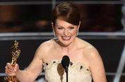 Peraih Oscar 2015 Julianne Moore Berharap Alzheimer Lebih Diperhatikan