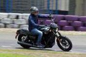 Merasakan Sensasi dan Aura Berbeda Harley-Davidson 500 Cc