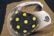 Helm Bersuspensi Meminimalisasi Kemungkinan Cedera Kepala