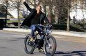 Nikmatnya Mengayuh E-Bike di Kota Juventus