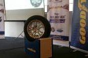 Goodyear Luncurkan Ban yang Tahan 100 Ribu Km