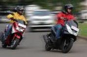 Siapa Lebih Gesit, Yamaha NMAX atau Honda PCX?
