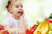 Trik agar Anak Makin Suka Buah dan Sayur