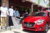 Tantangan Irit Mazda2 Jelajah Tiga Pulau