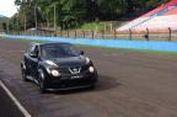 Kesempatan Langka Ngebut Bareng Nissan Juke R di Sentul