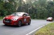 Gunung Batur Jadi Musuh Terberat All-New Mazda2