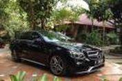 Merasakan Kemewahan Sedan Versi Kencang Mercedes