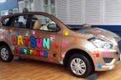 Keren, Bisa Mandi Bola di Kabin Mobil Murah Datsun