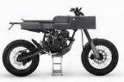 Imajinasi Aneh Desainer Grafis pada Yamaha Scorpio