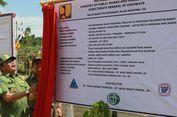 Sempat Tertunda, Pembangunan Jalan Lintas Kalbar Kembali Dilanjutkan