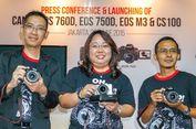 Di Indonesia, Pasar Kamera Mirrorless Masih Kecil