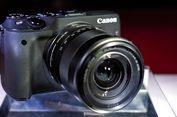 Kamera Mirrorless Terbaru Canon Mendarat di Indonesia