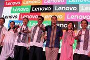 Lenovo Kenalkan Logo Baru
