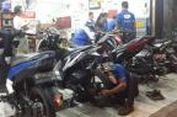 Musim Mudik, Toko Ban Sepeda Motor Untung Ganda