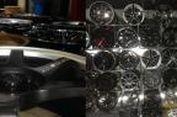 Ragam Pilihan Pelek 'Aftermarket' Favorit Mobil Murah