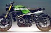 Gairah Baru Kawasaki Scrambler Turunan ZX-10R