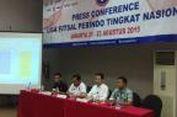 34 Tim Siap Tempur di Liga Futsal U-18