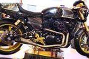 HD Street 500 'Cafe Racer' Sedot Rp 200 Juta