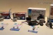 Promo Lampu LED Khusus Sepeda Motor di IIMS 2015