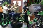 Motor Listrik Garansindo-ITS Siap Gempur Pasar