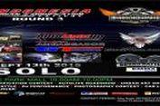 Urban Modification Festival dan Autolive Roadshow Sambangi Kota Solo