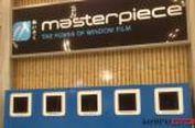 Tipe Baru Kaca Film Masterpiece, Harga Lebih Terjangkau