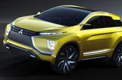 Setengah Dekade, Mitsubishi Siapkan Lima SUV Baru