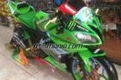 Cara Instan Bikin Yamaha R15 Tampil Beda