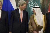 Sepercik Harapan Perdamaian Suriah di Wina