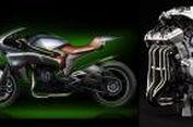 "Sukses H2, Kawasaki Sodorkan Mesin ""Supercharged"" Baru"