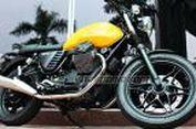 Keuntungan Mesin 'Nyembul' pada Moto Guzzi