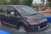 Mitsubishi Outlander Sport dan Delica 'Anti-Genangan'