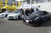 Deretan Mobil Modifikasi di Nismo Festival 2015 [Galery Foto]