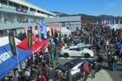 Galeri Aksesori dan Pernak-pernik Motorsport di Nismo Festival 2015