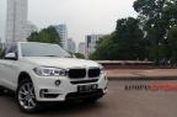 'Fleksibilitas Mewah' pada BMW All-New X5