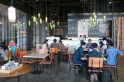 'Nongkrong' Asyik di Kafe Pertamanya Kompas Gramedia