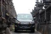 Sensasi Innova Diesel di Tanjakan Kintamani