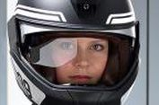 "Mau Helm dengan Kaca ""Head Up Display""?"
